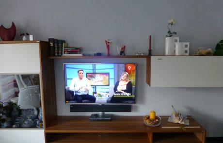 LCD TV und Bose Heimkino