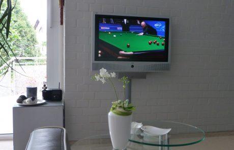 Loewe TV mit soundbar