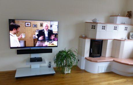 OED TV Panasonic Spectralrack