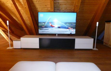 OLED TV Panasonic Heimkino Bose Hifimöbel Spectral